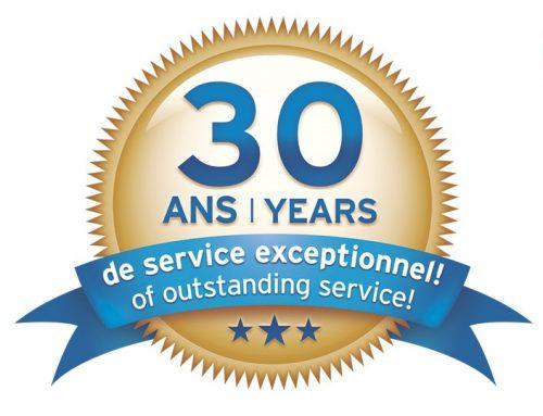 Servicorp Celebrates 30 Years!